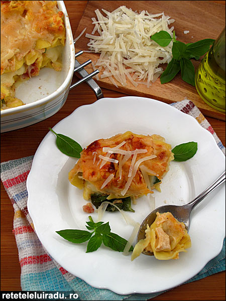 Tortelloni tre formaggi