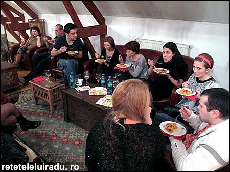 """mangez04 - A fost """"Mangez-vous français?"""" 4 - Retetele lui Radu"""