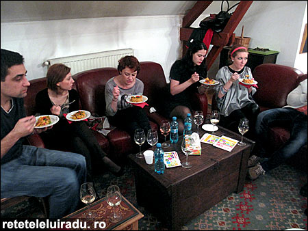"""mangez09 - A fost """"Mangez-vous français?"""" 9 - Retetele lui Radu"""