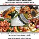 """Vineri """"la Mansardă"""": Fructe de mare – 12 aprilie 2013"""