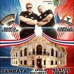 Grill Champions Tour, aprilie 2013