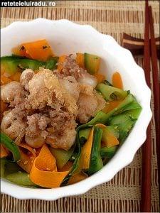 Pui de sepie cu piper de Sichuan1 - Pui de sepie cu piper de Sichuan 37 - Retetele lui Radu