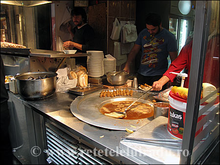 BalikPazari10 - Între Occident şi Orient - scurt sejur la Istanbul (3) 10 - Retetele lui Radu