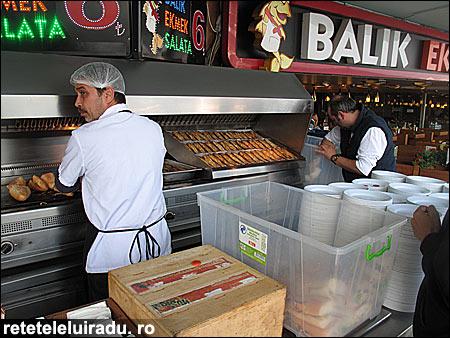 IstanbulBalik - Între Occident şi Orient - scurt sejur la Istanbul (2) 6 - Retetele lui Radu