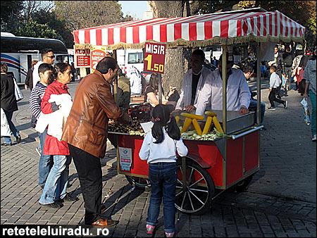 IstanbulCastane 2 - Între Occident şi Orient - scurt sejur la Istanbul (2) 2 - Retetele lui Radu