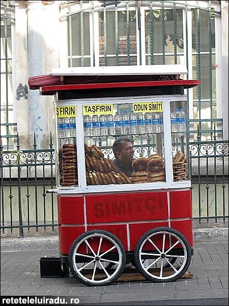 IstanbulCovrigi - Între Occident şi Orient - scurt sejur la Istanbul (2) 4 - Retetele lui Radu
