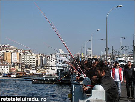 IstanbulPescari - Între Occident şi Orient - scurt sejur la Istanbul (2) 8 - Retetele lui Radu