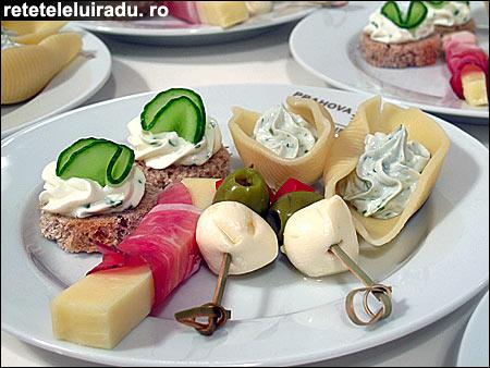 """cinaSurpriza01 - A fost """"O cină şi o surpriză"""" 1 - Retetele lui Radu"""