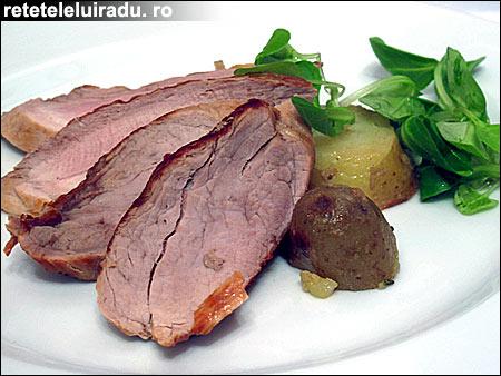 """cinaSurpriza06 - A fost """"O cină şi o surpriză"""" 6 - Retetele lui Radu"""