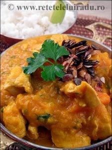 Curry de pui cu dovleac - Curry de pui cu dovleac 18 - Retetele lui Radu