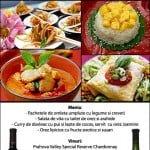 Invitaţie la o cină thailandeză
