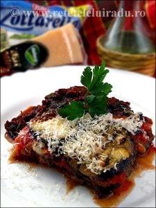 Vinete cu branza mozzarella si Grana Padano - Vinete cu mozzarella si Grana Padano 74 - Retetele lui Radu