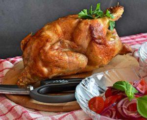 pui la cuptor retete radu popovici - Cum să găteşti un pui la cuptor 4 - Retetele lui Radu