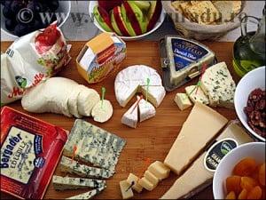 Degustare de branzeturi - Cum degustăm brânzeturile 1 - Retetele lui Radu