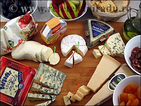 Degustare de branzeturi1 - Cum degustăm brânzeturile 1 - Retetele lui Radu