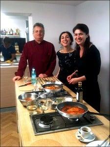 """CursGatitMasline01 - A fost cursul de practică şi  teorie culinară """"Măsline şi ulei de măsline"""" 91 - Retetele lui Radu"""