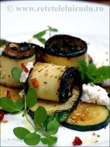 Zucchini alla scapece - Zucchini alla scapece 13 - Retetele lui Radu