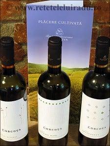"""corcova01 - A fost """"Food & Wine Pairing"""": vinuri albe şi tinere de la Corcova 1 - Retetele lui Radu"""
