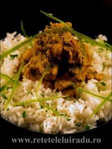 Curry de pui cu lapte de cocos si orez Jasmine - Curry de pui cu lapte de cocos si orez Jasmine 85 - Retetele lui Radu