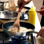 Cursuri de practică și teorie culinară