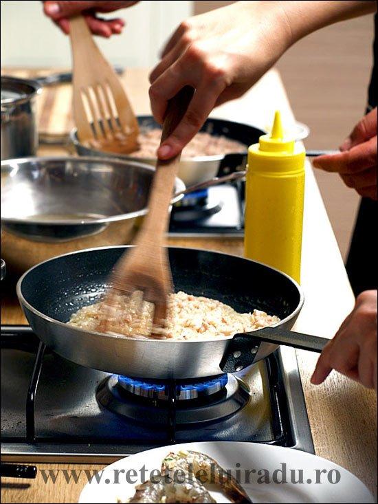 Cursuri de practica si teorie culinara la GUXT