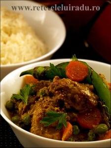 Curry de porc cu nuca de cocos - Curry de porc cu nuca de cocos 113 - Retetele lui Radu
