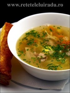 Supa de prepelita cu taitei de casa - Supa de prepelita cu taitei de casa 7 - Retetele lui Radu