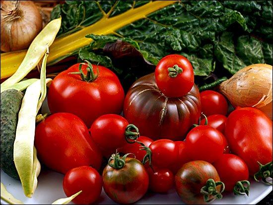 Rosii Tomatina