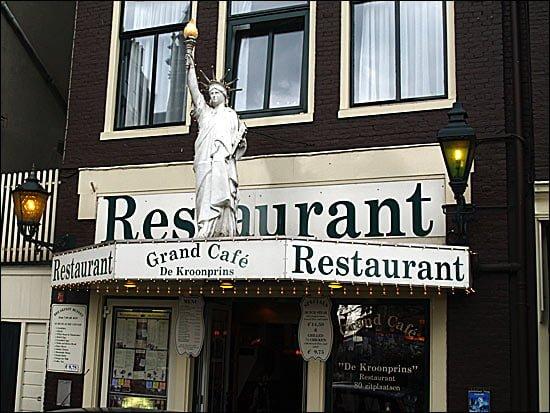 Restaurante din Amsterdam