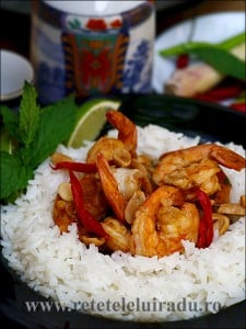 Curry panang de creveti - Curry panang de creveti 16 - Retetele lui Radu