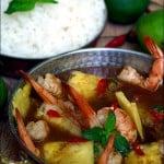 Gaeng som goong – Curry thailandez acrisor de creveti