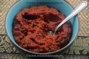 Pasta de curry thailandez de jungla - Pasta de curry thailandez de jungla (gaeng pa) 4 - Retetele lui Radu