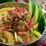 Salata birmaneza de gogonele