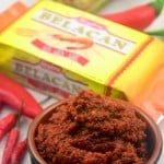Sambal tumis (Pasta de ardei iuţi prăjită)