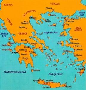 grecia01 - La masă cu strămoşii - Grecia Antică (1) 10 - Retetele lui Radu