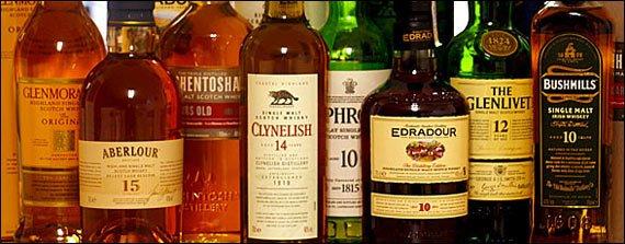Radu Popovici - Degustare de whisky