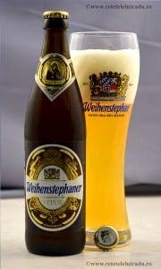 Weihenstephaner VItus - Weihenstephaner Vitus Weizenbock 1 - Retetele lui Radu