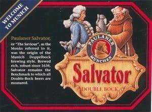 doppelbockSalvator - Berile stil doppelbock 90 - Retetele lui Radu