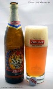Primator IPA - Primátor India Pale Ale 18 - Retetele lui Radu
