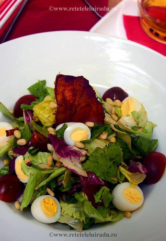 Salata GUXT - Salata GUXT 38 - Retetele lui Radu