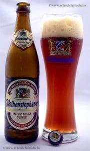 Weihenstephaner Hefe Weissbier Dunkel - Weihenstephaner Hefe Weissbier Dunkel 6 - Retetele lui Radu
