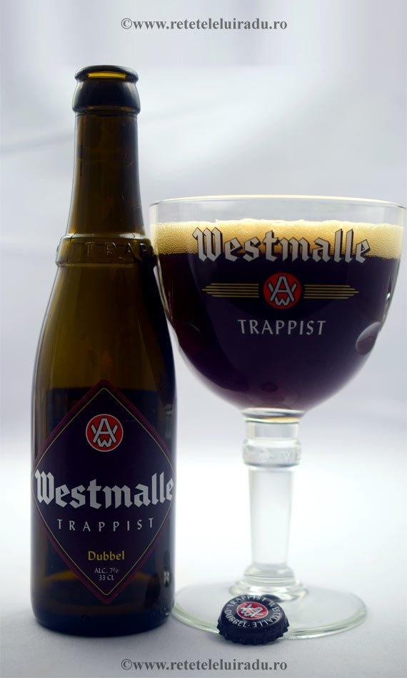 Bere trapista Westmalle Dubbel