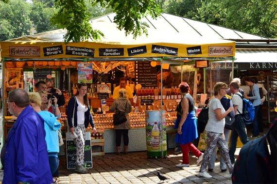 München, Viktualienmarkt