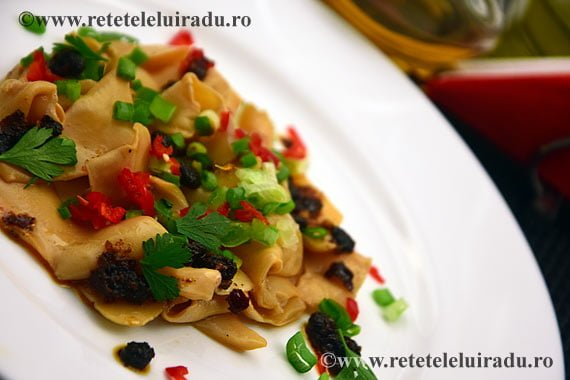 Ceviche de sepie in stil asiatic - reteteleluiradu.ro