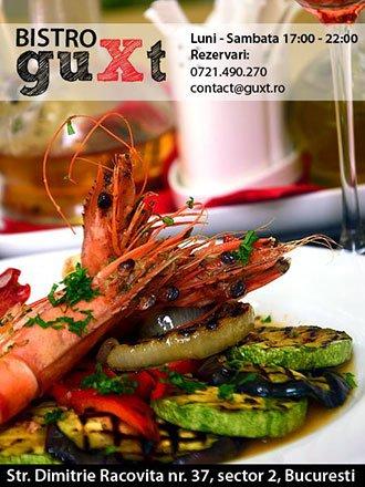 Restaurant GUXT - Radu Popovici